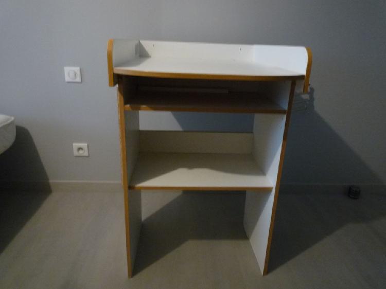 Table à langer en bois occasion, fourmies (59610)
