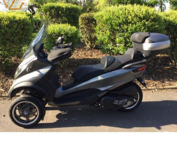 Vend scooter piaggo mp3 sport 500 ie lt abs a...