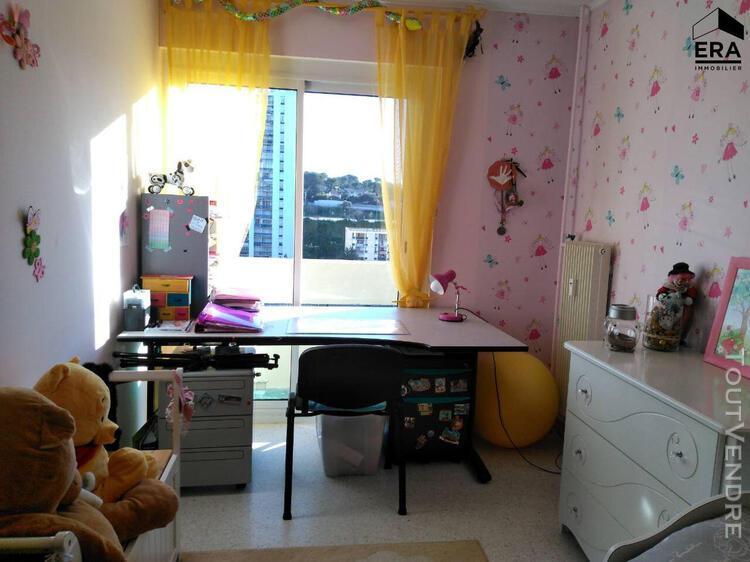 vente d'un appartement f4 à nimes 70m²