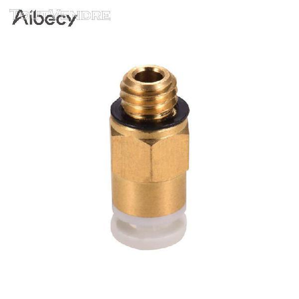 Aibecy pc4-m6 connecteur de raccord pour pouss¿¿e de tube
