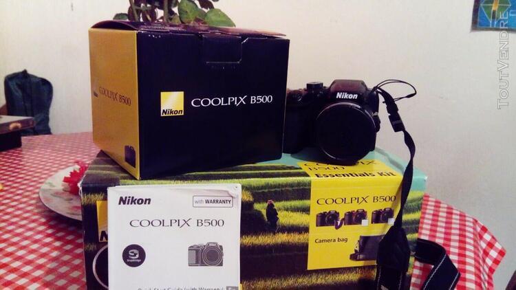 Appareil photo nikon coolpix p500 parfait etat