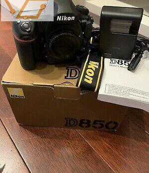 Appareil photo reflex numérique nikon d850 4...