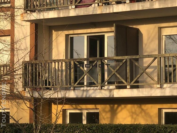 Appartement t2 vendu loué dans résidence sécurisée