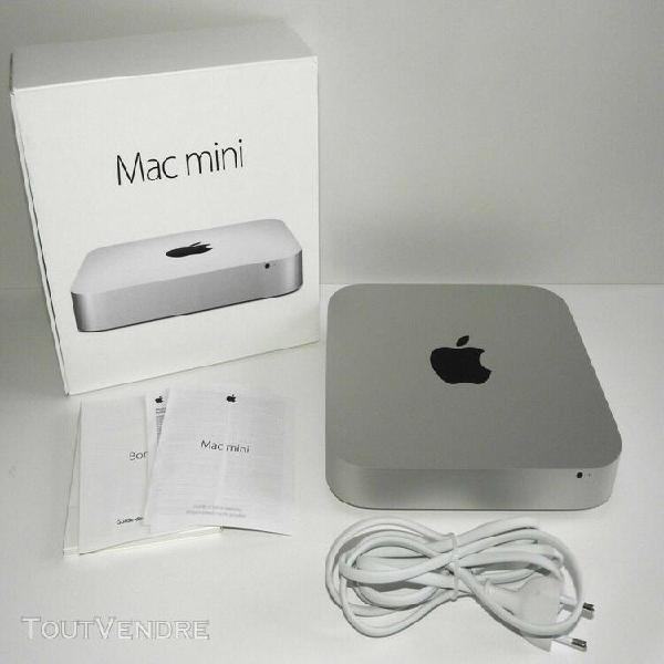 Apple mac mini (2014) a1347 / intel core i5 / 2,6 ghz / 8 go
