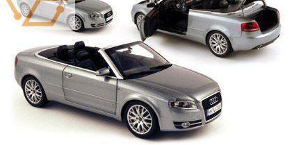Audi a4 cabriolet norev 1/18