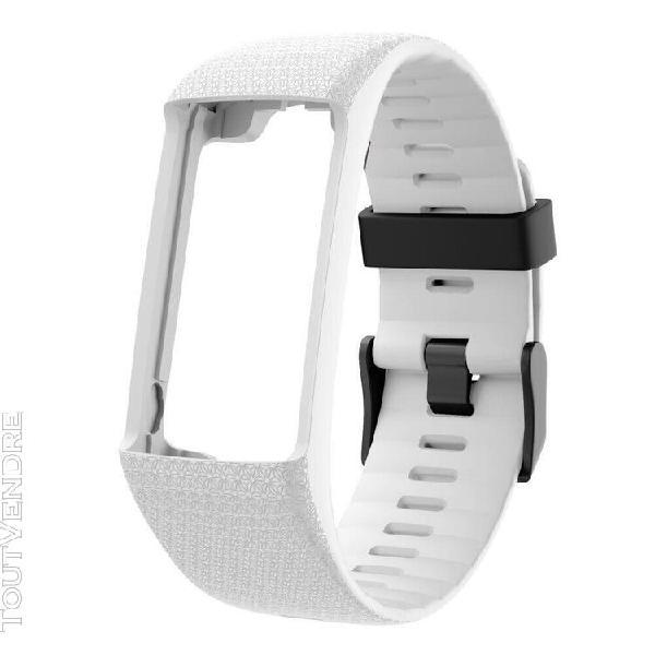 Bracelet de montre de remplacement en silicone tpe bracelet