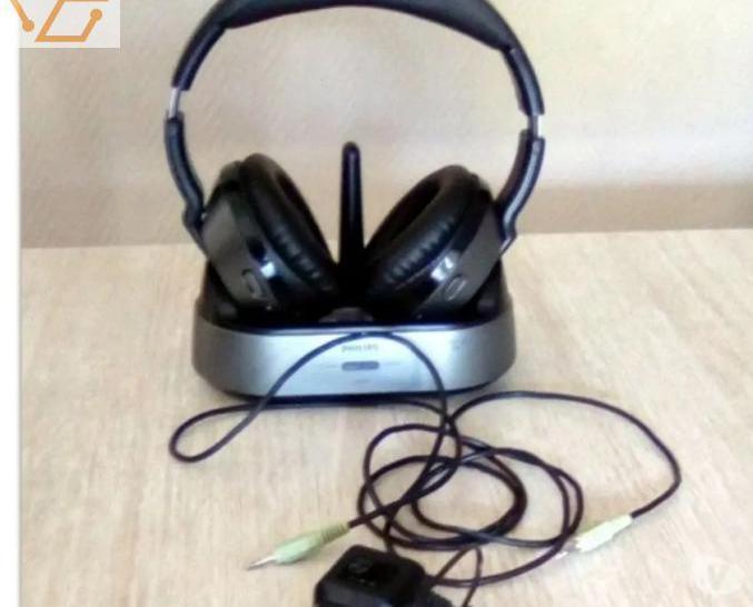 Casque hi-fi sans fil shc855510 philips