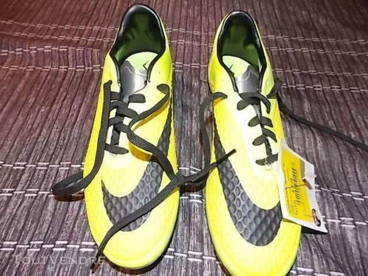 Chaussure de foot crampon homme nike ag hypervenom phelon t