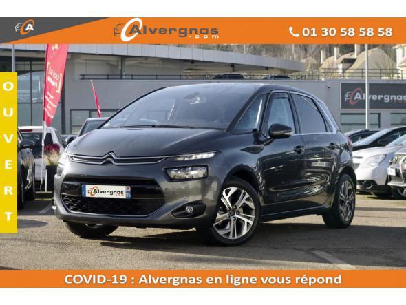Citroën c4 picasso ii 1.6 thp 165 s&s intensive eat6 camera