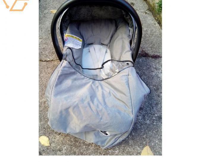 Cosy bébé confort pour auto