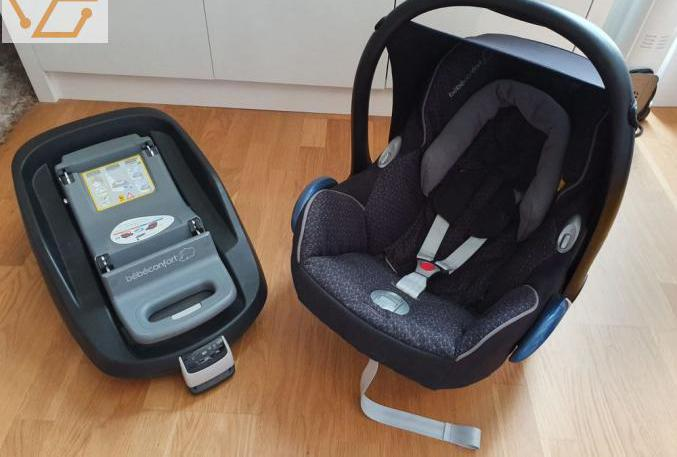 Cosy cabriofix bébé confort + base family f...