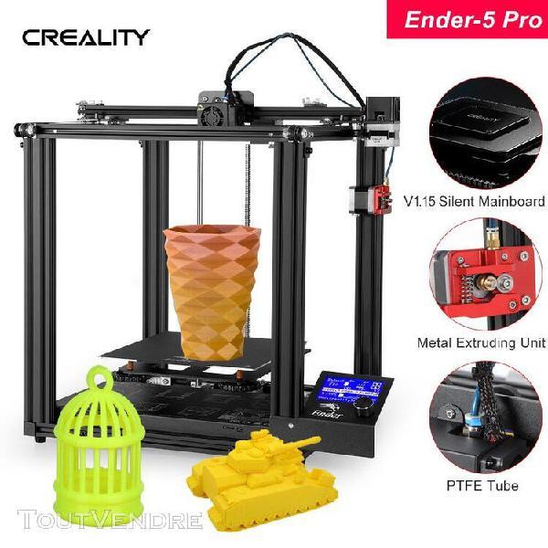 Creality 3d haute pr¿¿cision ender-5 pro imprimante 3d kit