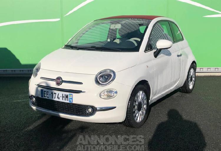 Fiat 500c 1.3 multijet 16v 95ch dpf s&s lounge 89g 4cv