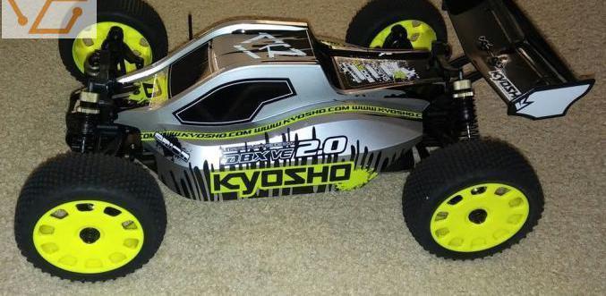 Kyosho dbx ve 2.0