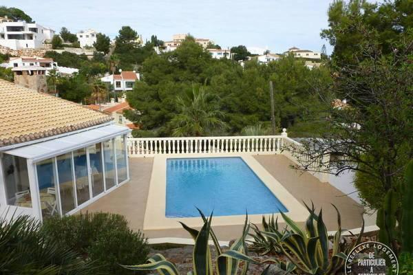 Location maison denia 8personnes dès 500€ par semaine