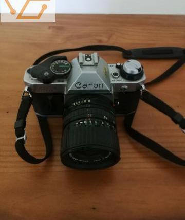 Lot de 3 appareils photos canon collector