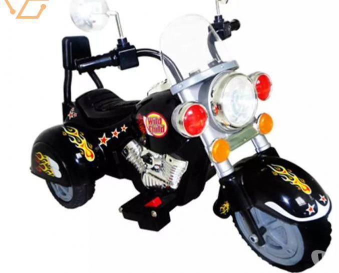 Moto électrique shopper 6v