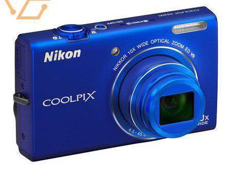 Nikon appareil photo numérique coolpix