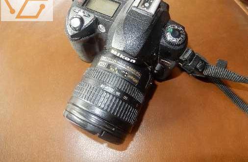 Nikon d 70 etat impeccable objectif 18-70 tou...