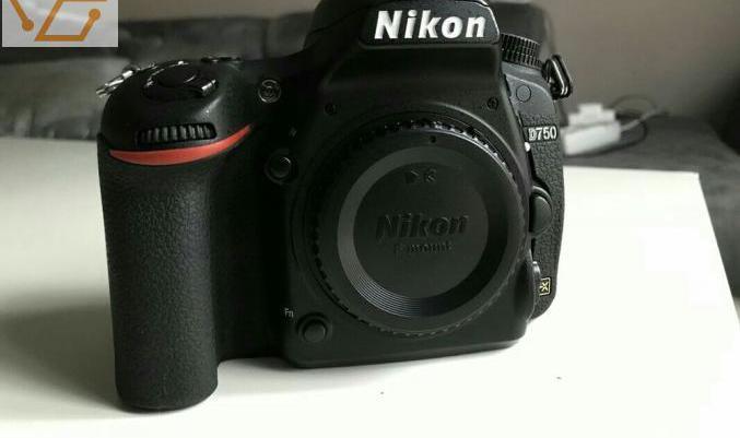 Nikon réflexd750 comme neuve