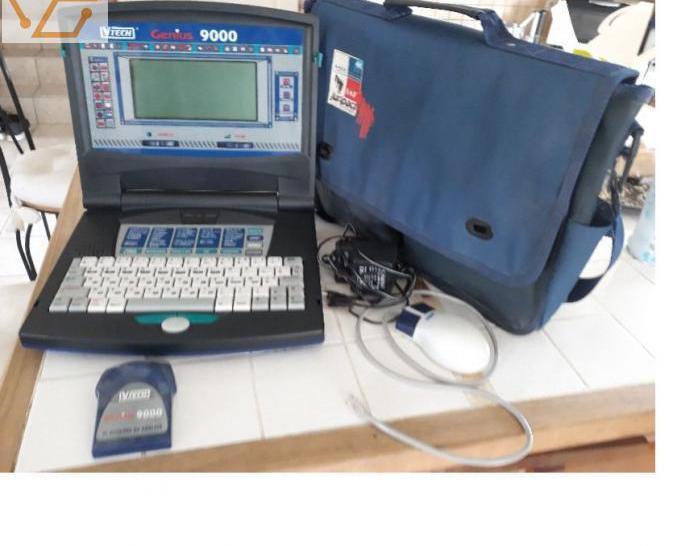 Ordinateur portable pour enfant genius 9000