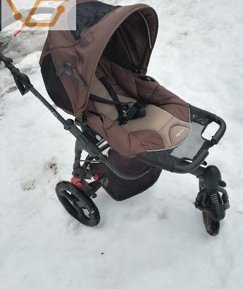 1 Harnais de sécurité  pour hamac High Trek de Bébé Confort côté gauche
