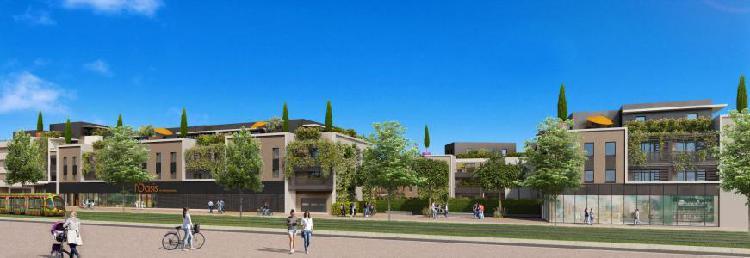 Programme immobilier neuf castelnau-le-lez 20 m2 herault