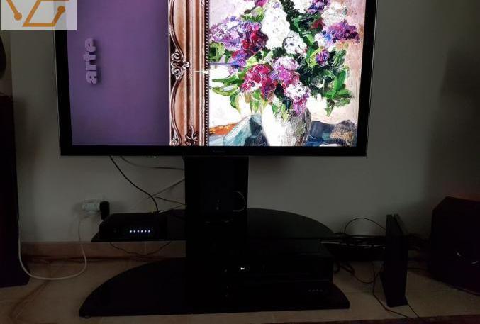 Smart tv haut de gamme panasonic tx-p50vt60e...
