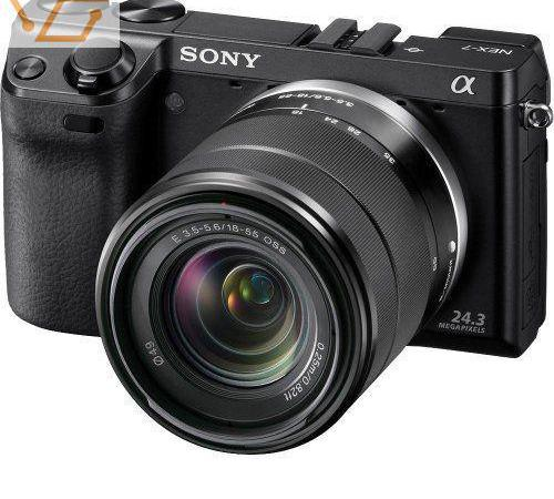 Sony nex 7 kit 18/55 + samyang 12mm