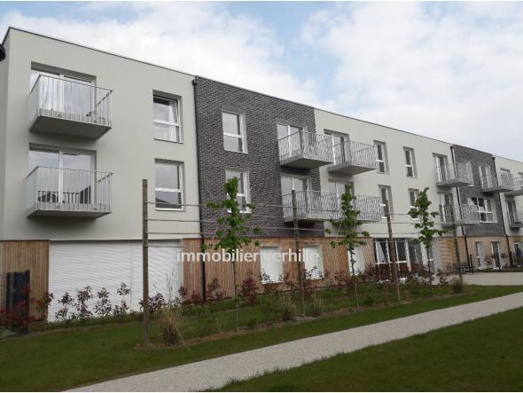 T2 résidence services 38m² bois