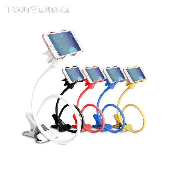 T¿¿l¿¿phone portable universel fer support chevet mobile