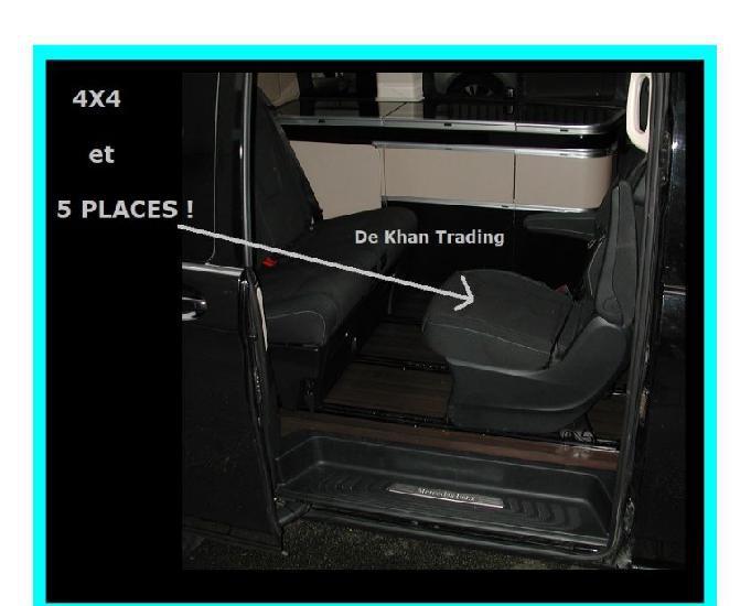 Van 4x4 westfalia mercedes marco polo v250d 4matic 5 places
