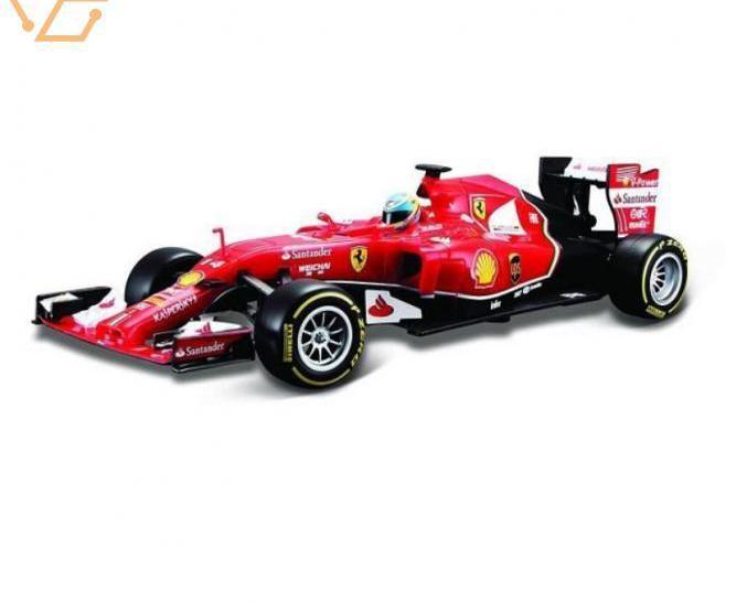 Voiture télécommandée ferrari formule1 f13...