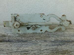 Ancien verrou de porte targette clenche maison ancienne old