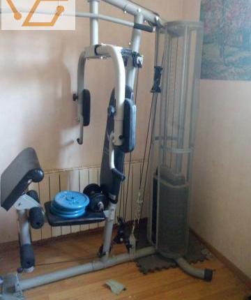 Appareil Musculation Domyos Hg Annonces Janvier Clasf