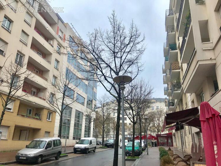 Appartement issy les moulineaux - 2 pièce(s)
