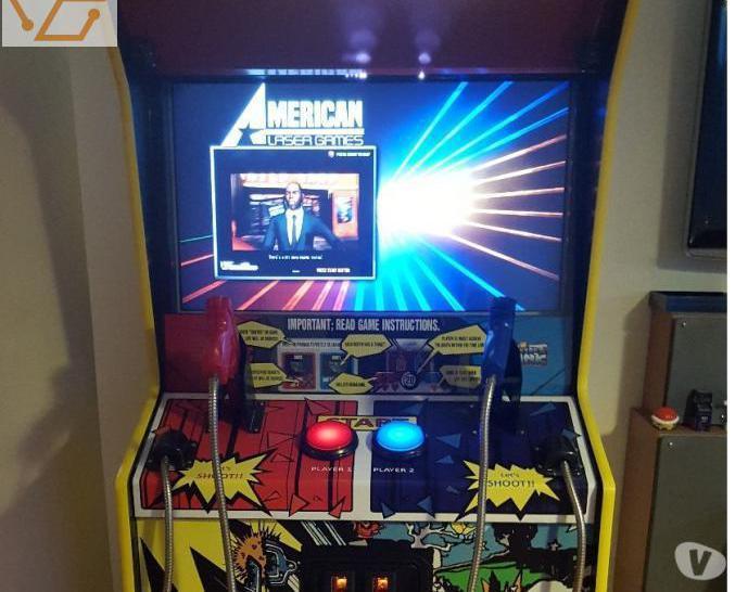 Borne d'arcade point blank comme neuve