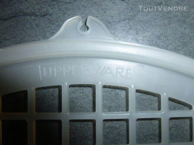 Couvercle tupperware vintage