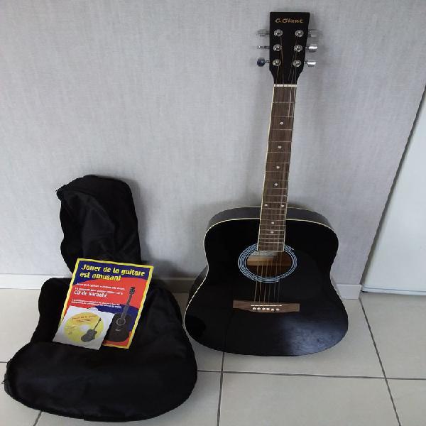 Guitare acoustique occasion, tourlaville (50110)