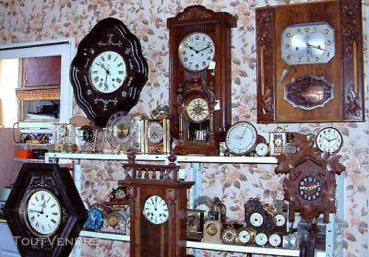 Horloger forfait nettoyage mouvement de paris