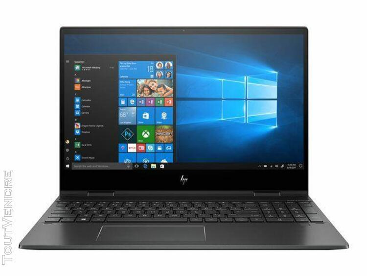 Hp envy x360 15-ds0004nf - conception inclinable - ryzen 5 3