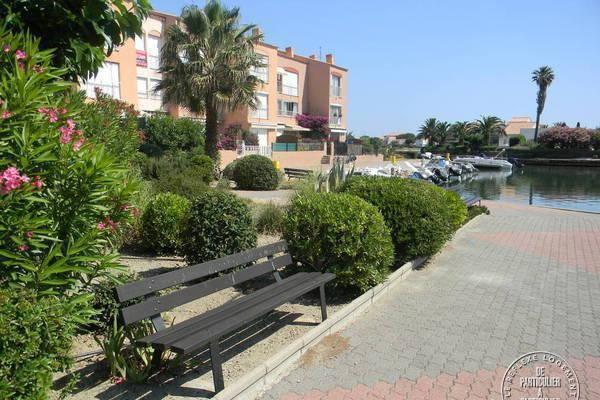 Location appartement saint cyprien plage 4personnes dès