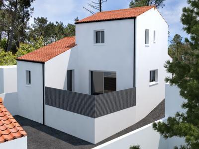Maison à vendre sables-d'olonne 4 pièces 99 m2 vendee