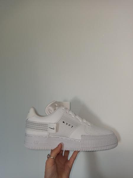 Nike air force 1 type white n354