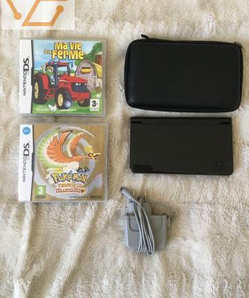 Nintendo ds xl + jeux