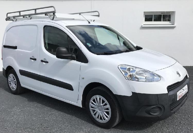 Peugeot partner diesel saint-georges-montcocq 50 | 9360