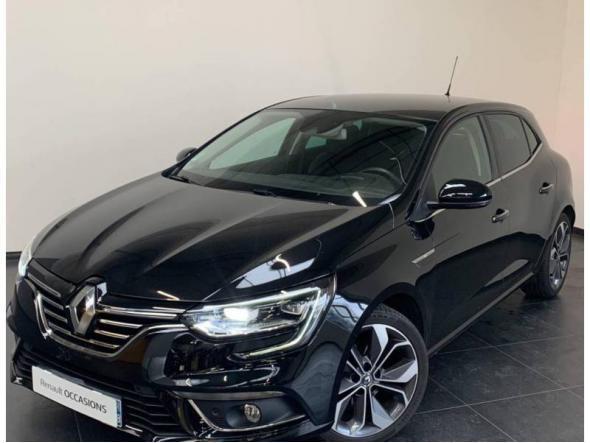 Renault mégane iv berline tce 130 energy edc akaju