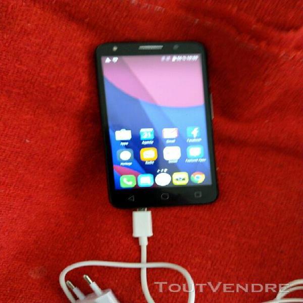 Téléphone alcatel pixi 4 téléphone portable