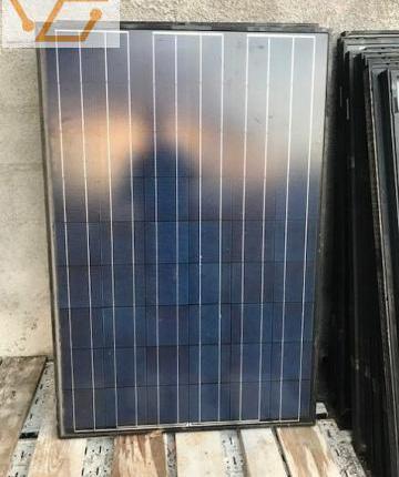 Vend panneau solaire