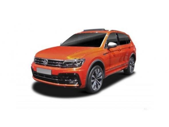 Volkswagen tiguan allspace confortline 2.0 tdi 150 dsg7 +
